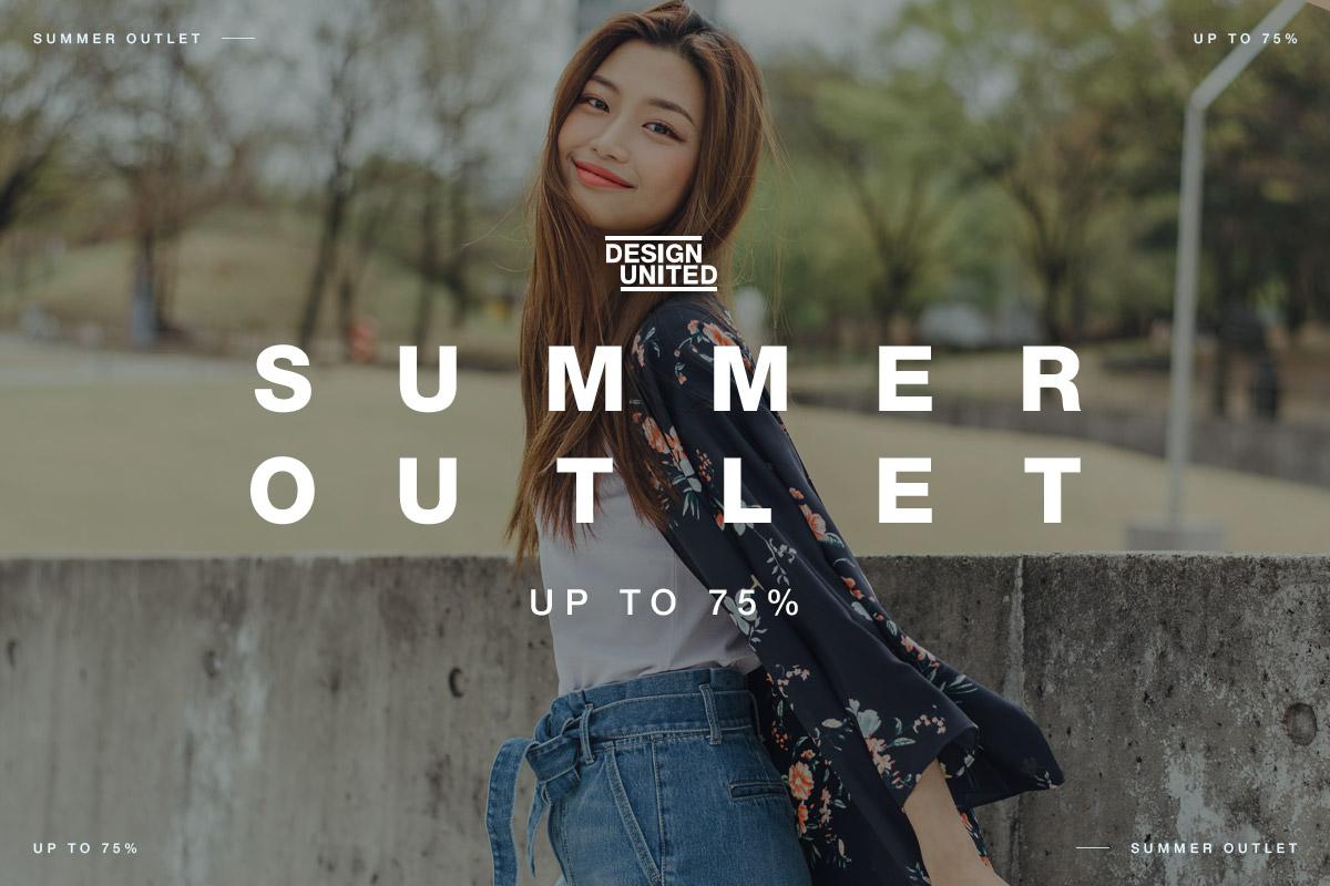 [기획전상세]SUMMER OUTLET