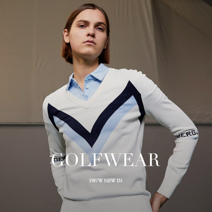 GOLF 19F/W NEW ARRIVALS