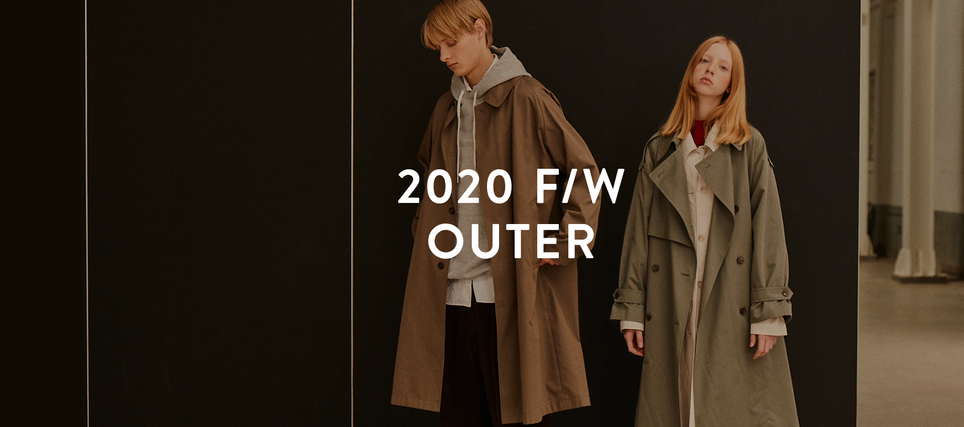 2020 FW OUTER