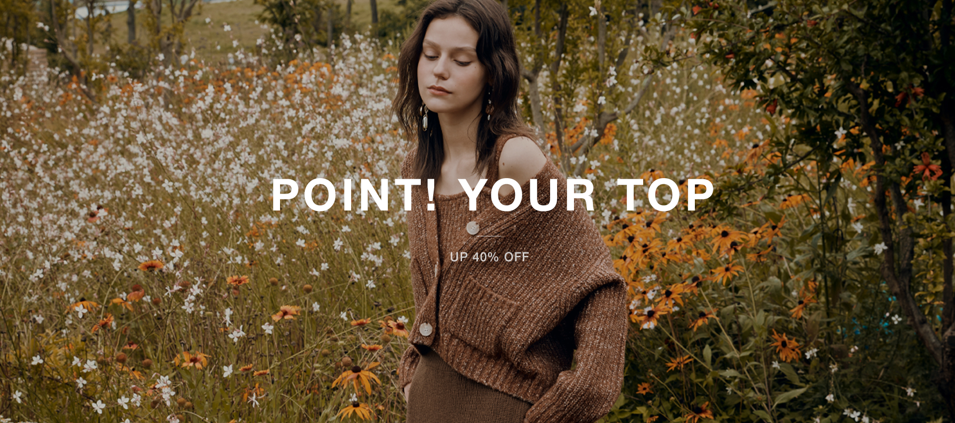 POINT YOUR TOP