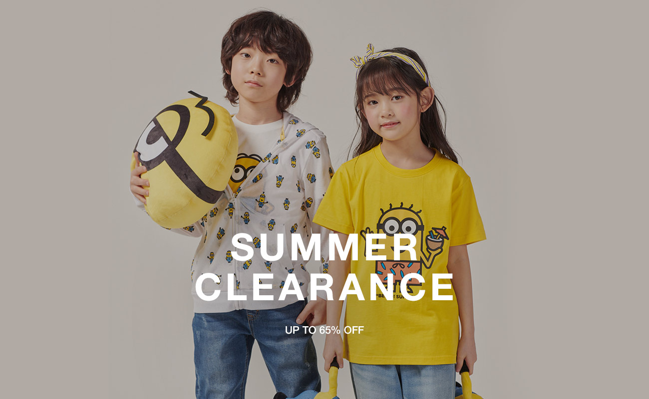 KIDS SUMMER CLEARANC