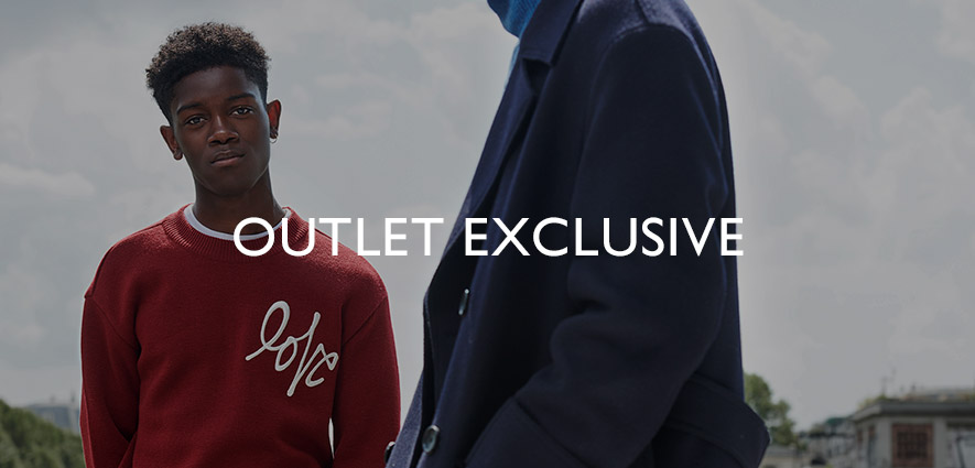 OUTLET EXCLUSIVE LOVE