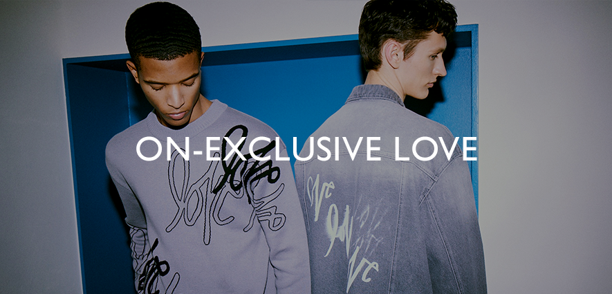 ON-EXCLUSIVE LOVE