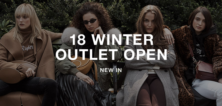 18 WINTER OUTLET OPEN