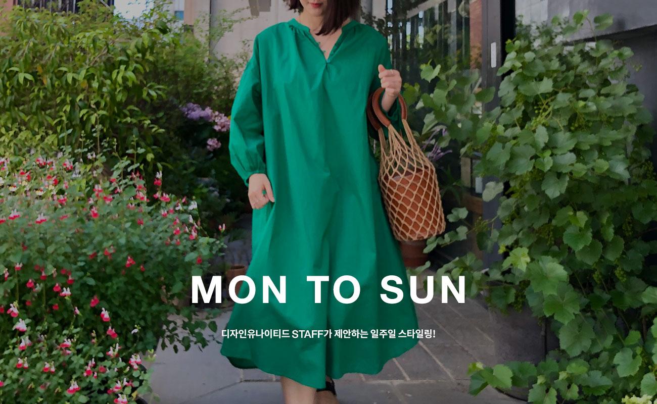 MON TO SUN
