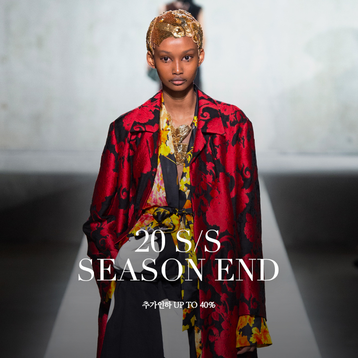 20S/S SEASON OFF UP TO 40%