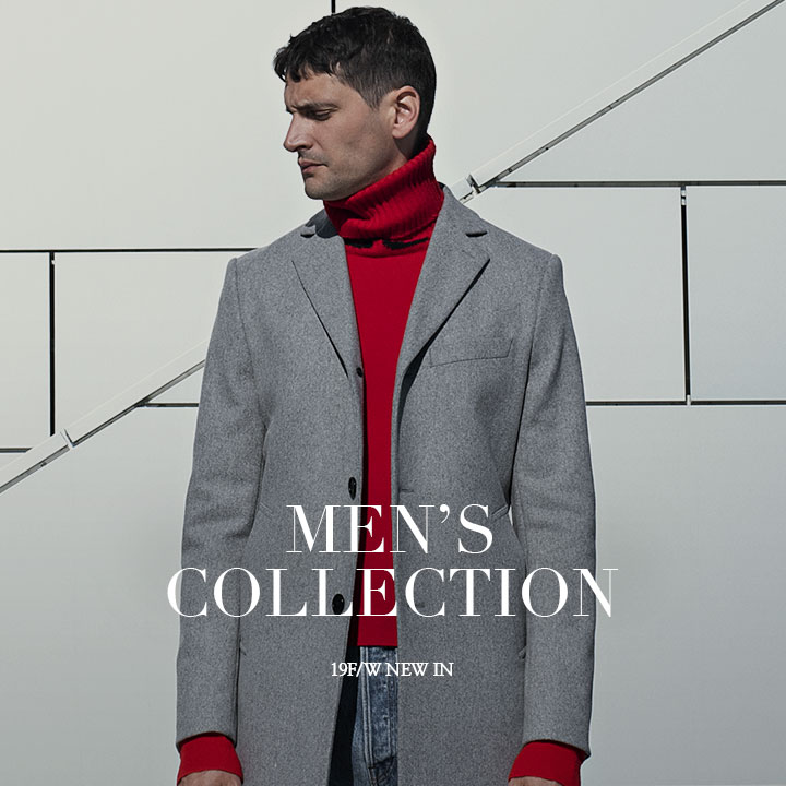 MEN 19F/W NEW ARRIVALS