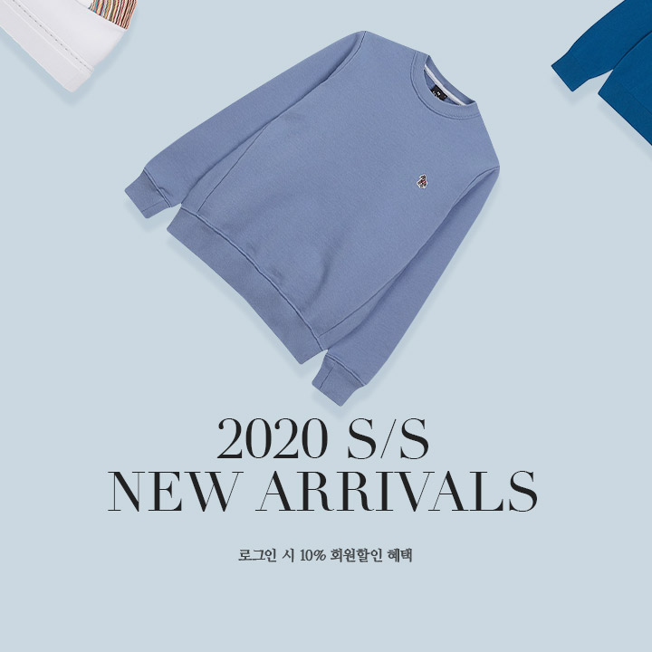 2020 S/S NEW ARRIVALS!