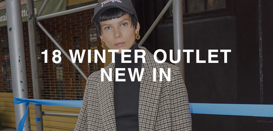 Winter outlet New in