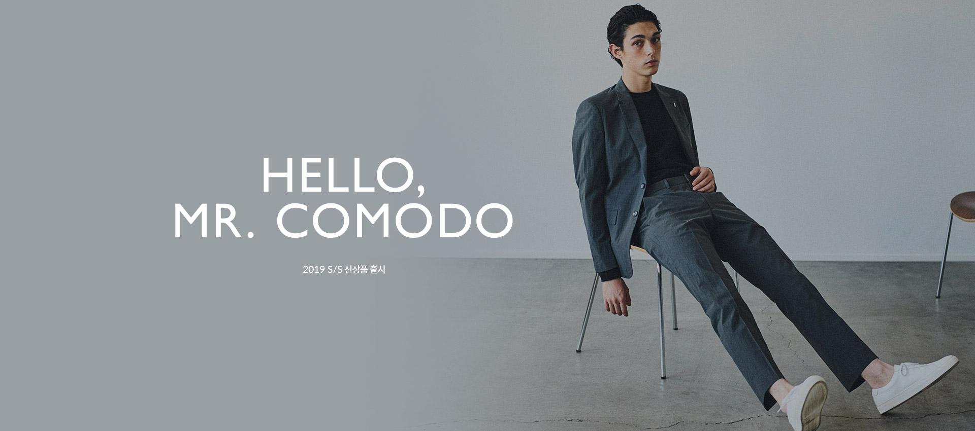 Hello, MR. COMODO