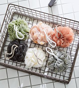 목욕으로 힐링타임!
