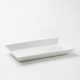 라온 직사각 접시 중_24cm