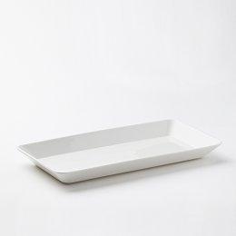 라온 직사각 접시 대_27cm