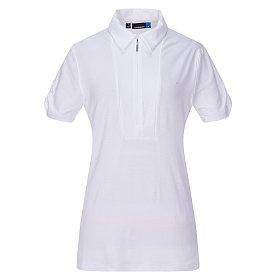 [Women] 니나 소프트 텐셀 반팔 집업 티셔츠