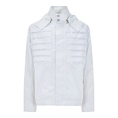 [DIESEL BLACK GOLD]테이핑 포인트 후드 자켓