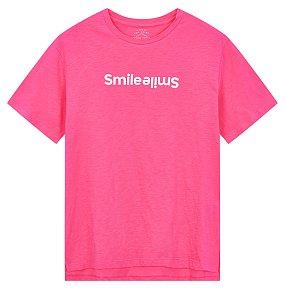 슬럽 레터링 티셔츠