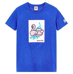 캠퍼그래픽 플라밍고 티셔츠