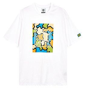 캠퍼그래픽 카모플라쥬 티셔츠