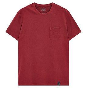 크루넥 포켓 반팔 티셔츠
