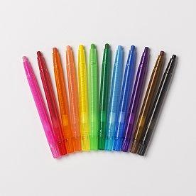 돌려쓰는 단단한 색연필 12색