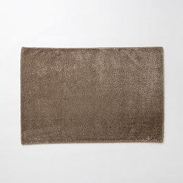 베이식 워셔블 샤기 러그_150x100cm_브라운