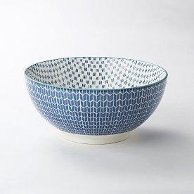 하루 패턴 볼 특대 20cm_블루