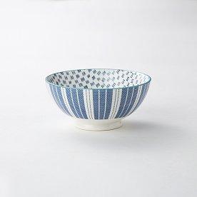 하루 패턴 볼 소 12cm_블루