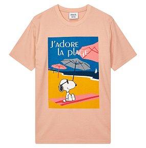 스누피 티셔츠