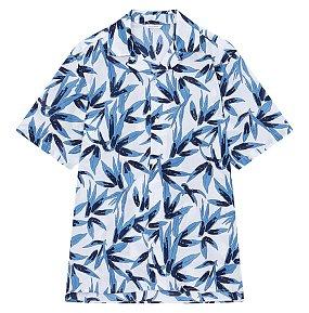 트로피컬 코튼 셔츠