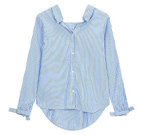 넥변형 셔츠