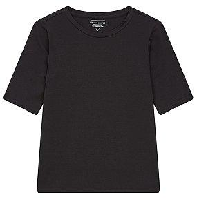 5부 모달 티셔츠