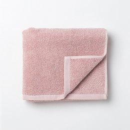 투톤 보카시 세면타월_80x40cm_핑크