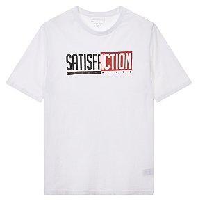 하프 그래픽 티셔츠