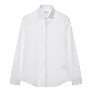 슬림핏 클래식 카라 셔츠 (OXIDER)