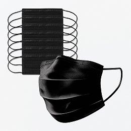 블랙 스타일 마스크 7P