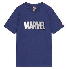 마블 로고 티셔츠