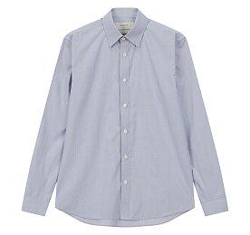 [18F/W] 마이크로 사각 드레스 셔츠