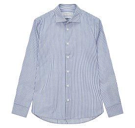 [18FW] 멀티 스트라이프 드레스 셔츠
