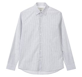 [18F/W] 세로 스트라이프 셔츠