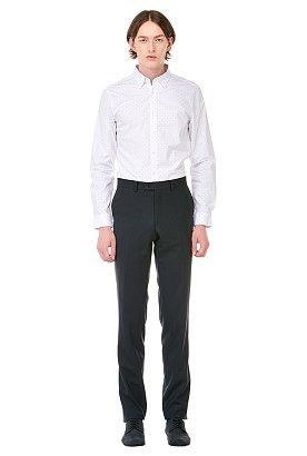 [18F/W] 도트 프린팅 코튼 셔츠