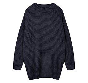 오버핏 스웨터