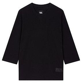 미니테리 7부 티셔츠