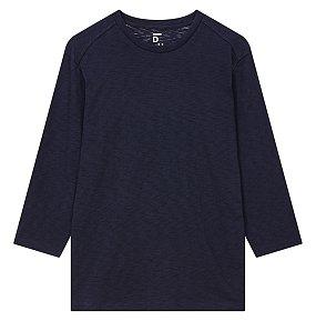 슬럽 7부 티셔츠
