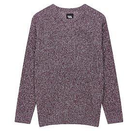 보카시 크루넥 스웨터