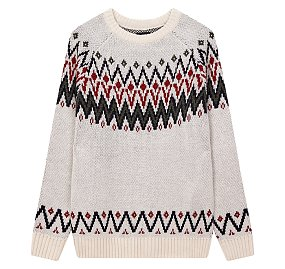 페어아일 스웨터
