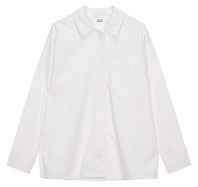 트윌 포켓 셔츠