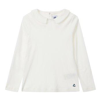 [키즈 여아] 러블리 카라 티셔츠 [3-12세]
