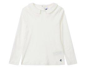 [키즈 여아] 러블리 카라 티셔츠