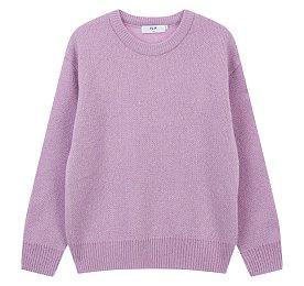 르네(Renee) 알파카 스웨터