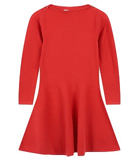 ★갭키즈 18년 FALL★ [키즈 여아 6-14세] 스웨터 플레어 드레스